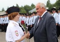 Костромские полицейские вернулись из служебной командировки на ЧМ по футболу