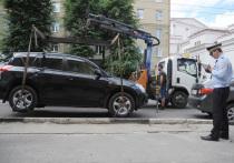 Штрафной удар: как сегодня в Воронеже эвакуируют неправильно припаркованные автомобили