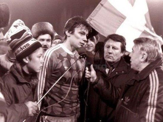Олимпийский чемпион 1988 года планирует отказаться от украинского гражданства