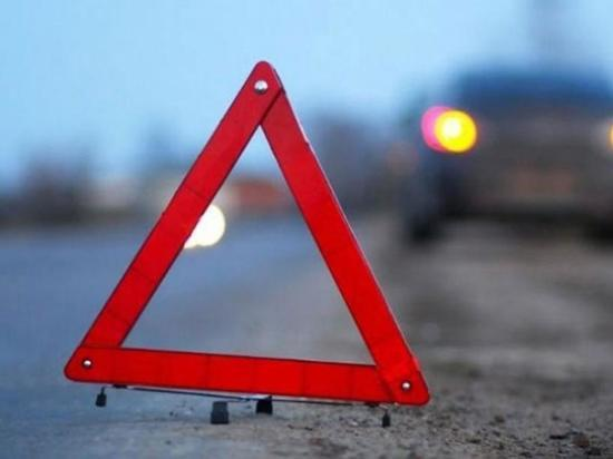 В центре Тамбова столкнулись две иномарки: один из водителей в больнице