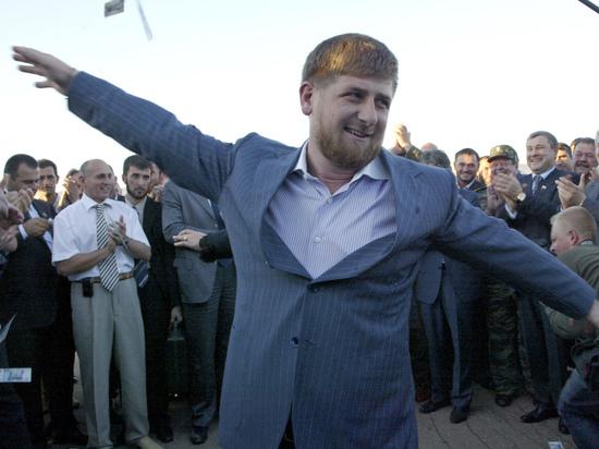 Кадыров попросил Слепакова сочинить песню на его стихи о сборной