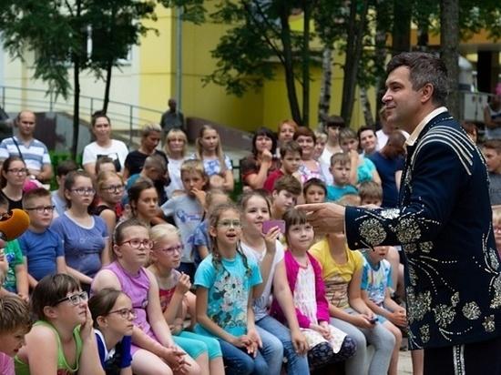 В Кирове артисты цирка Юрия Никулина подарили праздник детям из областной больницы