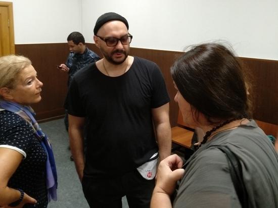 Кириллу Серебренникову продлили арест: он назвал  дело «фарсом»