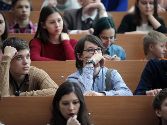 Московские студенты задыхаются в своих аудиториях