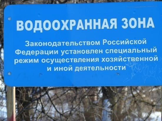 Штраф за воду: жителей Петрозаводска блокировали на пляже и они запаниковали