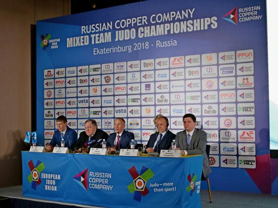 Сборная России по дзюдо завоевала «бронзу» в командном Чемпионате Европы
