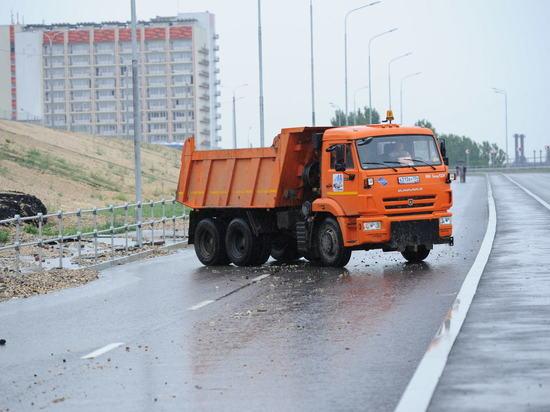 В Волгограде снят введенный из-за ливней режим ЧС