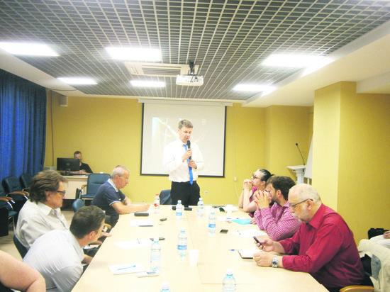 Дискуссия на тему политического устройства страны прошла в Тюмени