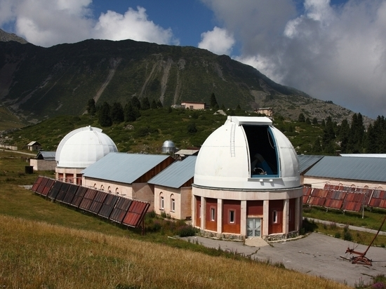 Знаменитая Тянь-Шаньская астрономическая обсерватория приоткрыла тайны мироздания
