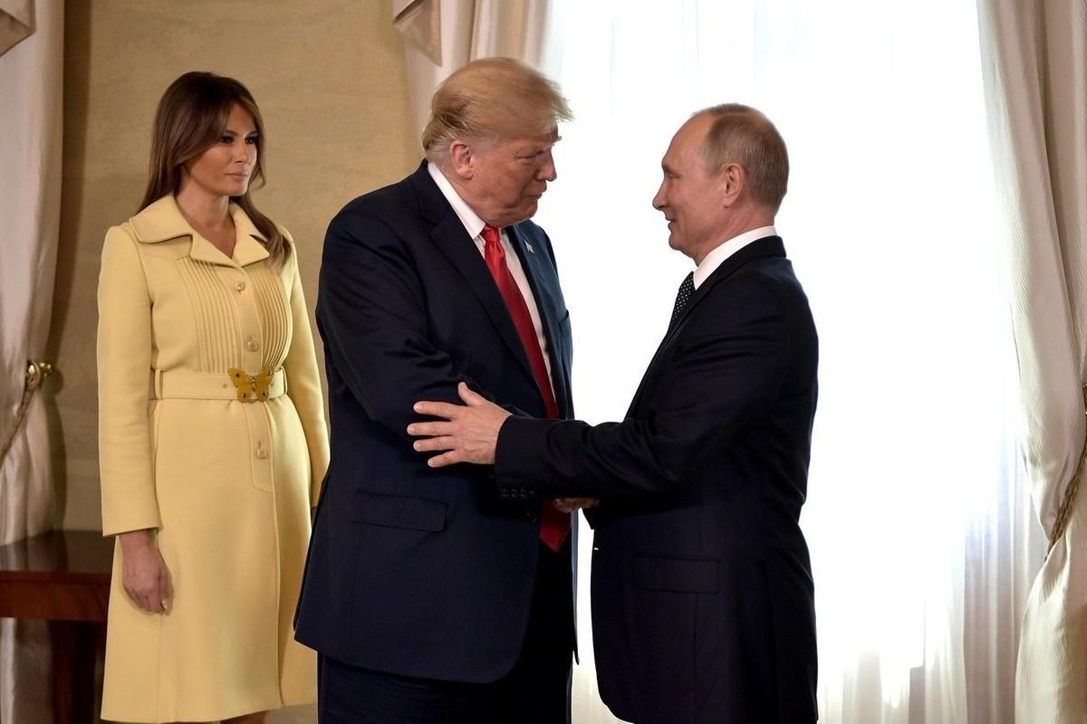 После встречи с Путиным фото