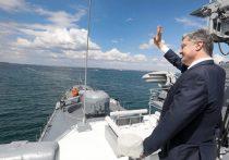 Порошенко застращал украинцев «русским десантом»