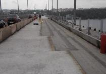 Сегодня на костромском мосту через Волгу заработают реверсивные светофоры