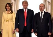«Ничтожные люди»: Путин оценил эхо встречи с Трампом
