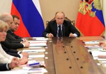 Путин призвал задуматься о последствиях вхождения Грузии и Украины в НАТО