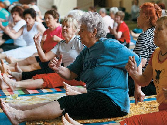 Активные пенсионеры региона поборются за звание самых здоровых и бодрых