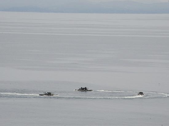 Новые бронетранспортеры примут участие в Дне ВМФ