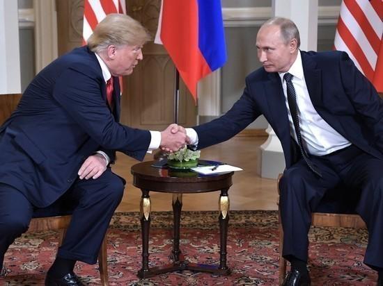 Трамп: Путин несет личную ответственность за вмешательство в американскиевыборы