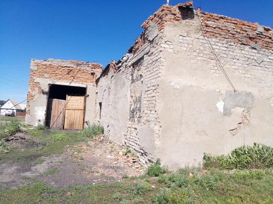 У России две беды, а в селе Самсоново — три: местная школа, котельная и дорога
