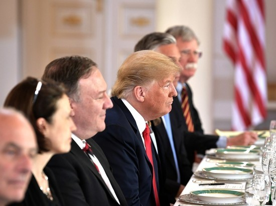 Трамп опасается войны США с Россией из-за Путина