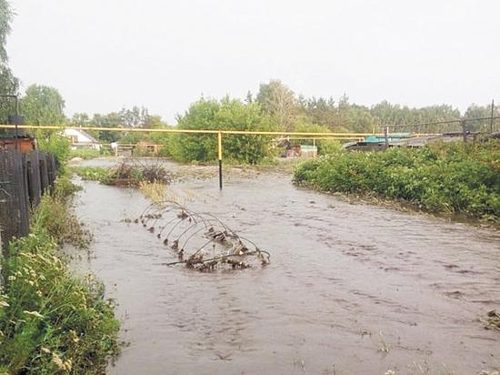 Гигантский водяной вал унес жизни оренбуржцев