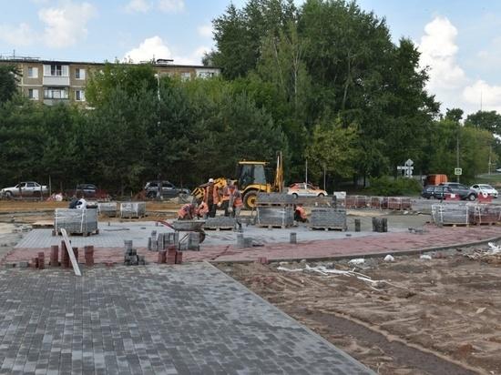 На улице Подольской появится еще одна зеленая зона