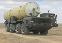 Над Москвой развернут новый антиядерный