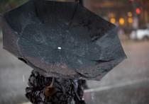 На Оренбуржье надвигаются ветер и ливневые дожди