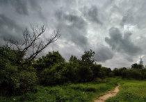 Регионы ЦФО зальет дождями
