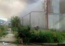 Малоярославецкие общаги начали гореть и в светлое время