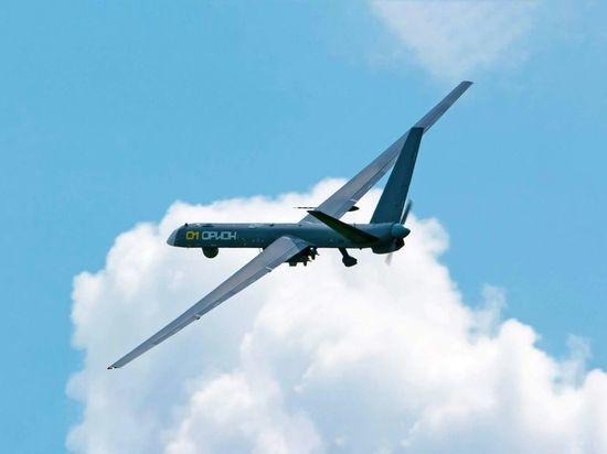 В сети «засветился» уникальный российский дрон с бомбами
