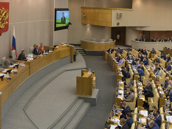 Только один депутат, представляющий оренбуржцев, проголосовал «против» пенсионной реформы
