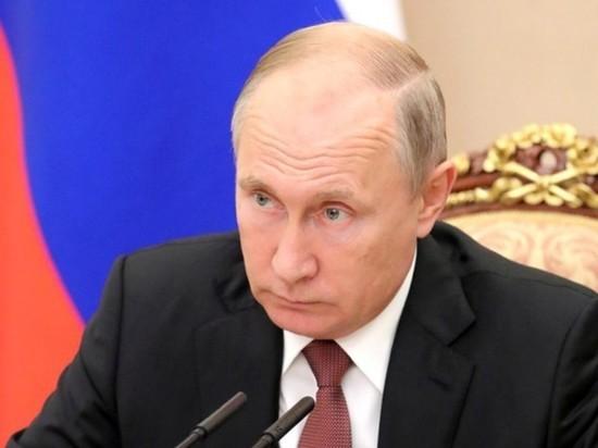 Путин заявил, что ему не нравится повышение пенсионного возраста