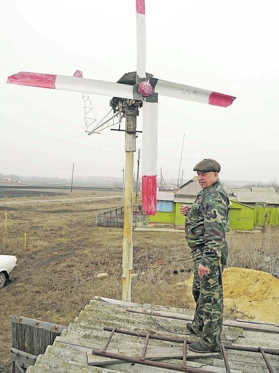 Ветреный пенсионер: как инженер из Воронежской области экономит на электричестве