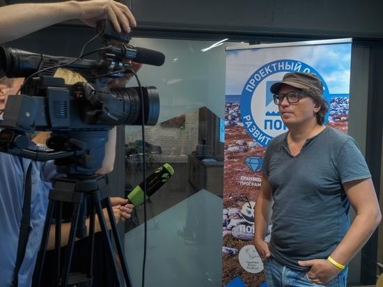 Эпос об Арктике показали в столице страны