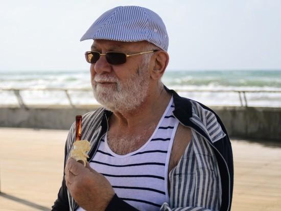 Юрий Гехт: Я после урагана. слышал...  стоны - моря