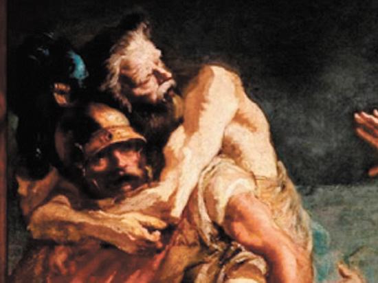Венецианские живописцы XVIII века в столице