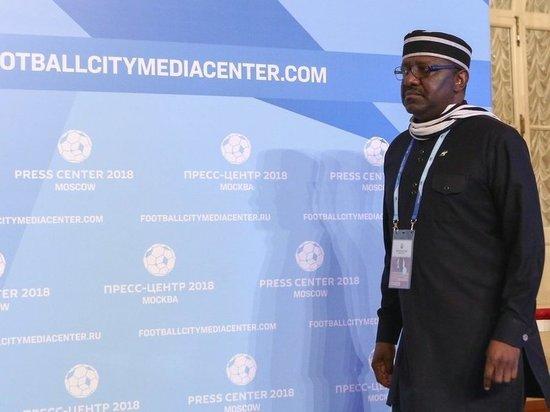 Нигерийских болельщиков после ЧМ-2018 вывезут из России спецбортом