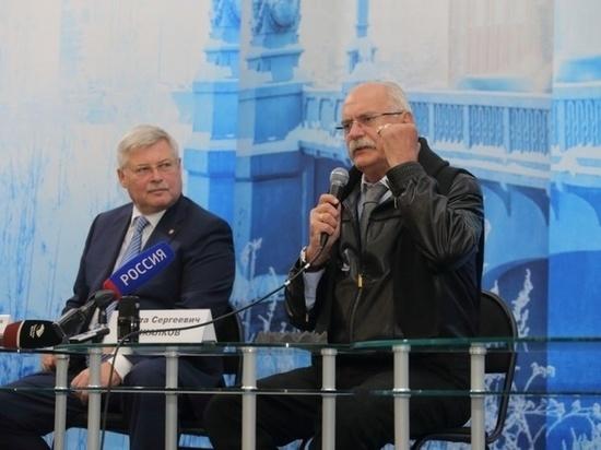 Сергей Жвачкин написал письмо Михалкову