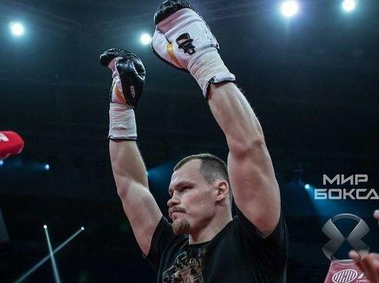 Егоров преждевременно победил экс-претендента натитул чемпиона мира Кайоде