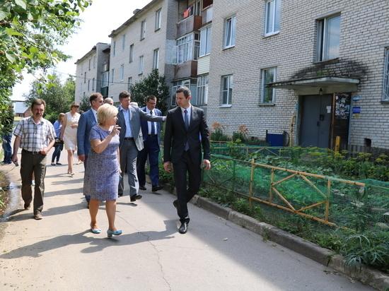 Благоустройство и ЖКХ бсуждались на встрече с жителями  Серпуховского района