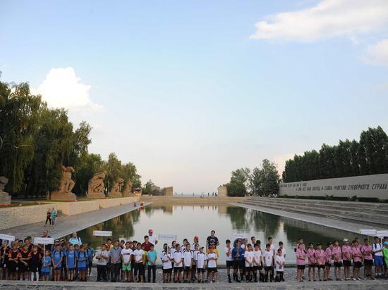 В Волгограде стартовал финал детского футбольного турнира
