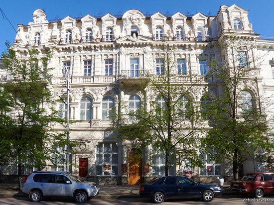 Художественный музей в Севастополе: как восстанавливали после войны