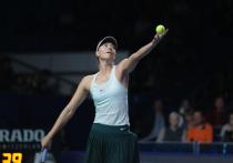Шарапова опустилась на одну строчку в обновленном рейтинге WTA