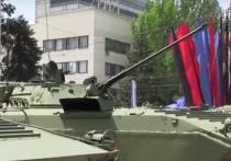 Донбасс сравнялся с Киевом по военной мощи