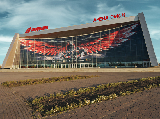 «Авангард» может остаться без матчей в «Арене-Омск» из-за треснувшего фундамента