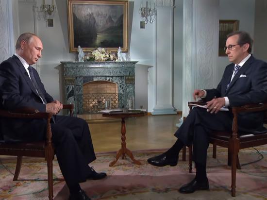 Ведущий Fox News после интервью с Путиным отправился в Россию