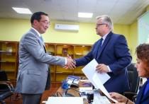 Айсен Николаев подал в ЦИК документы на регистрацию на пост главы Якутии