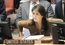 Постоянный представитель Соединенных Штатов при Организации объединенных наций Никки Хейли заявила, что Россия «никогда не станет другом» для США