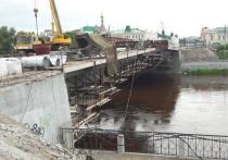 Открытие Юбилейного моста переносится