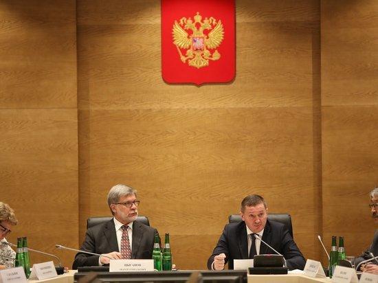 Бочаров и Цыганов обсудили вопросы развития конкуренции